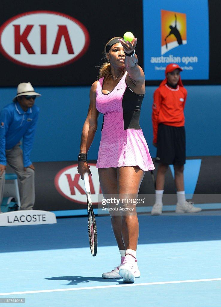 Australian Open Tennis Championships 2014 : News Photo