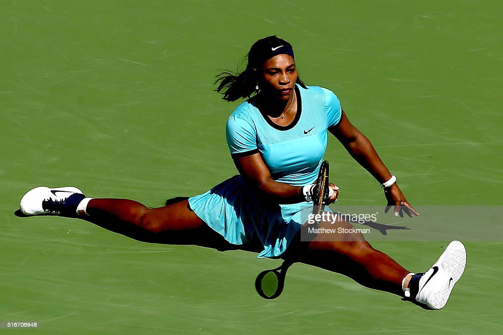 2016 BNP Paribas Open - Day 14 : News Photo