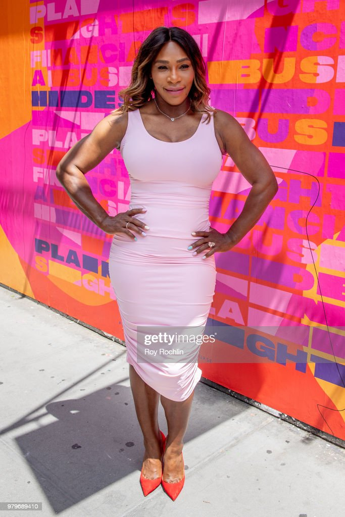 Allstate Foundation Purple Purse And Serena Williams Launch National Street Art Campaign To Raise Domestic Violence Awareness