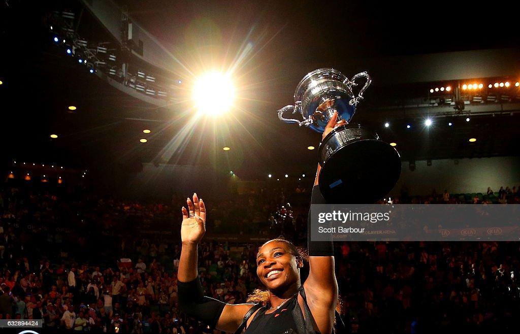 2017 Australian Open - Day 13 : ニュース写真
