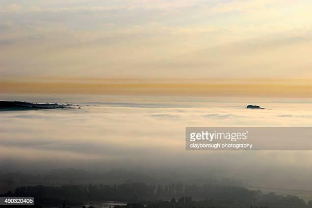 serene landscape - オトレイ ストックフォトと画像