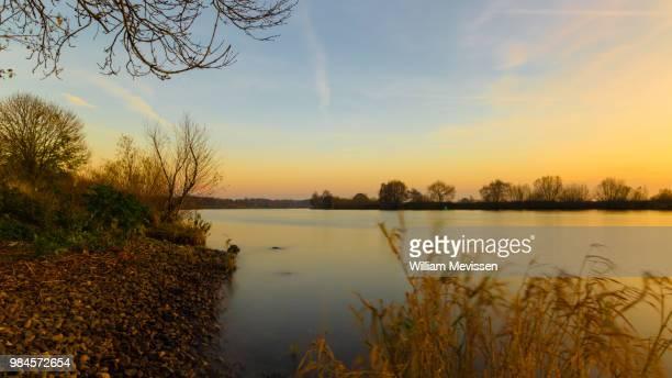 serene river - william mevissen - fotografias e filmes do acervo