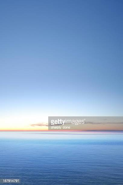 XXXL serene twilight lake