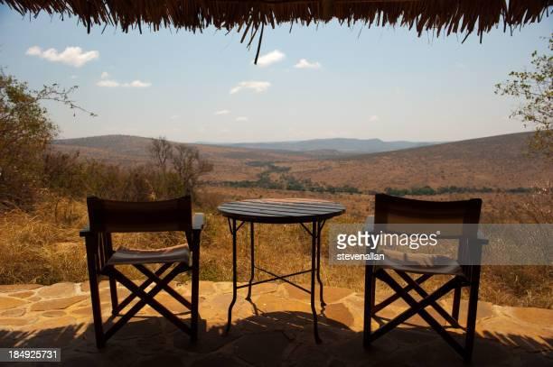 Serengeti safari lodge Tanzania Africa