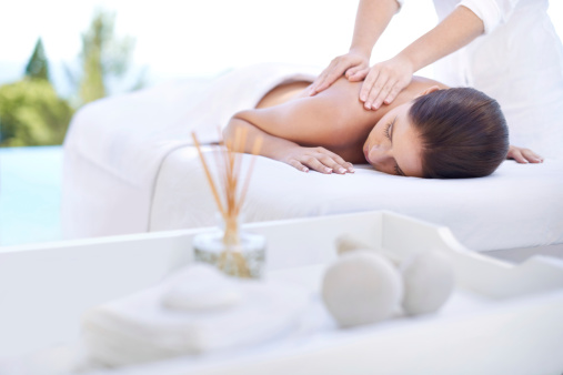 Serenity at the spa 467839029