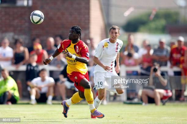 Serge Aurier Lens / Boulogne Match Amical Pre Saison 2010/2011 Berck