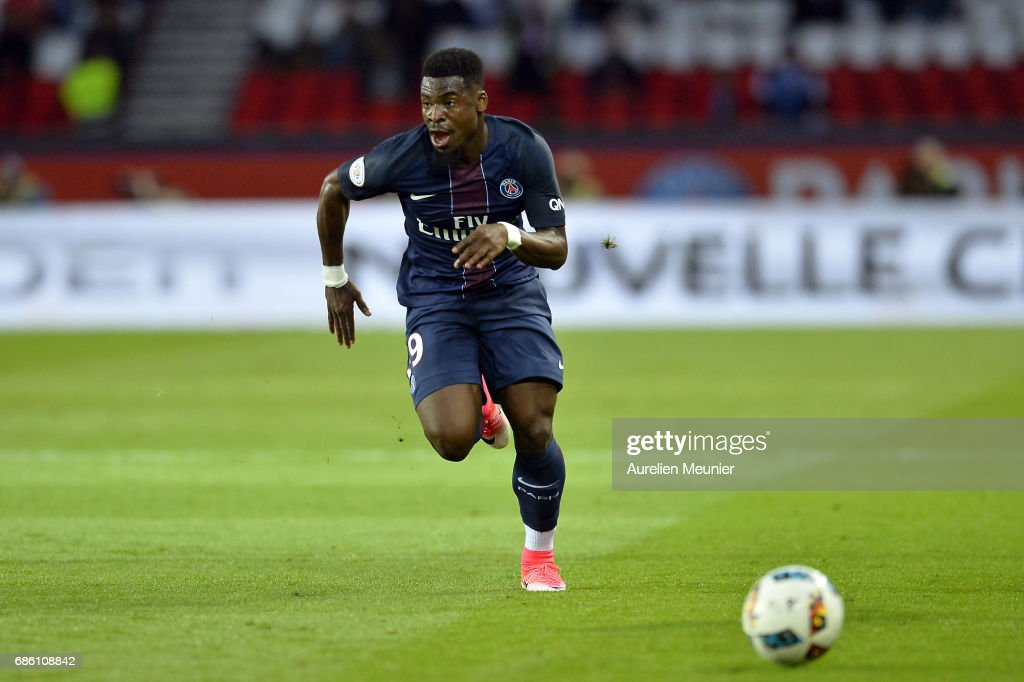 Paris Saint-Germain v SM Caen - Ligue 1 : News Photo