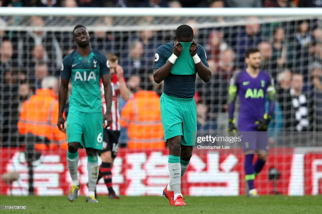 Southampton FC v Tottenham Hotspur - Premier League : News Photo