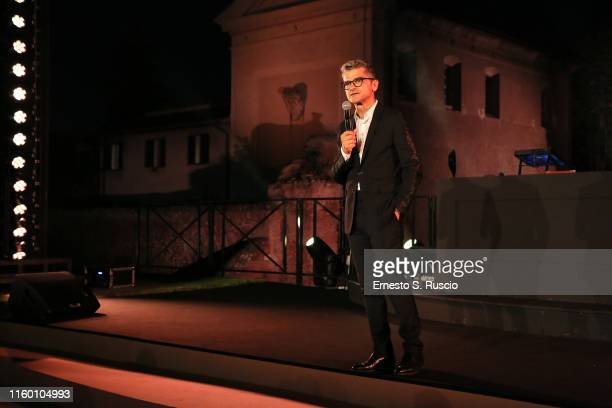 Serge Brunschwig attend the Fendi Couture Fall Winter 2019/2020 Dinner on July 04 2019 in Rome Italy
