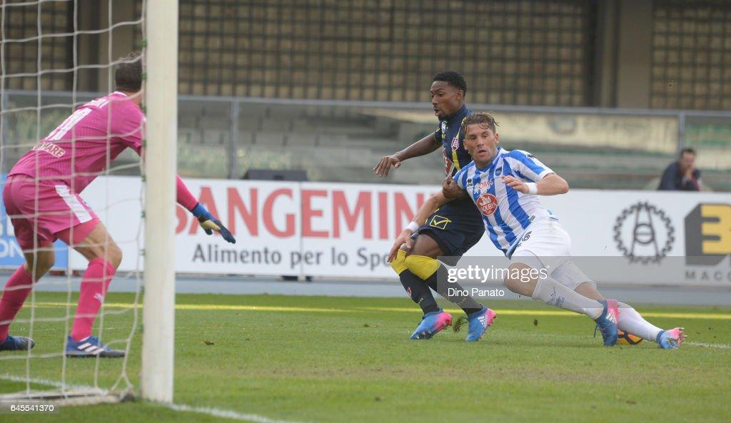 AC ChievoVerona v Pescara Calcio - Serie A