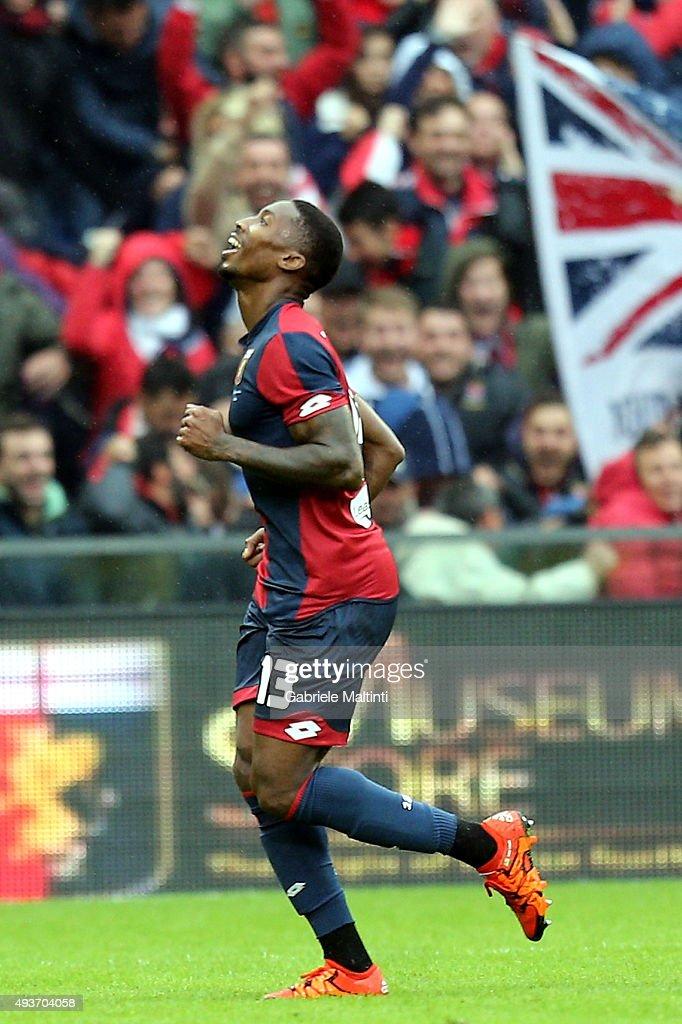 Genoa CFC v AC Chievo Verona - Serie A