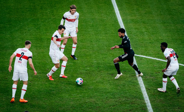 DEU: VfB Stuttgart v FC Bayern München - Bundesliga for DFL