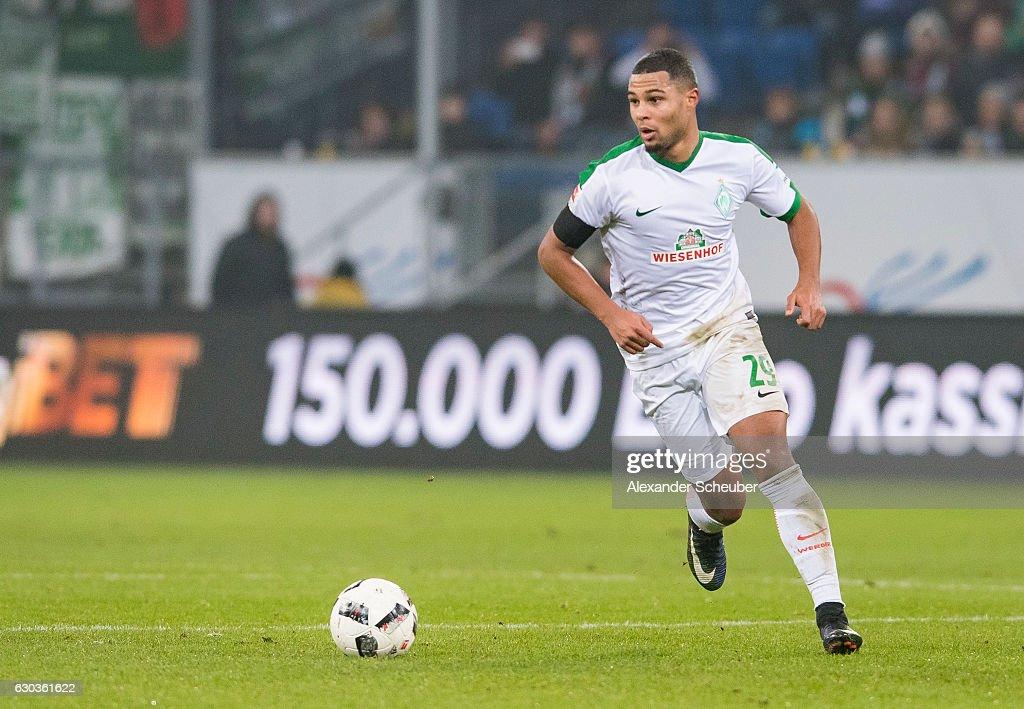 TSG 1899 Hoffenheim v Werder Bremen - Bundesliga : News Photo