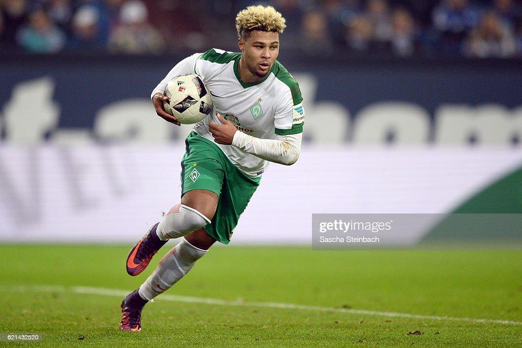 FC Schalke 04 v Werder Bremen - Bundesliga