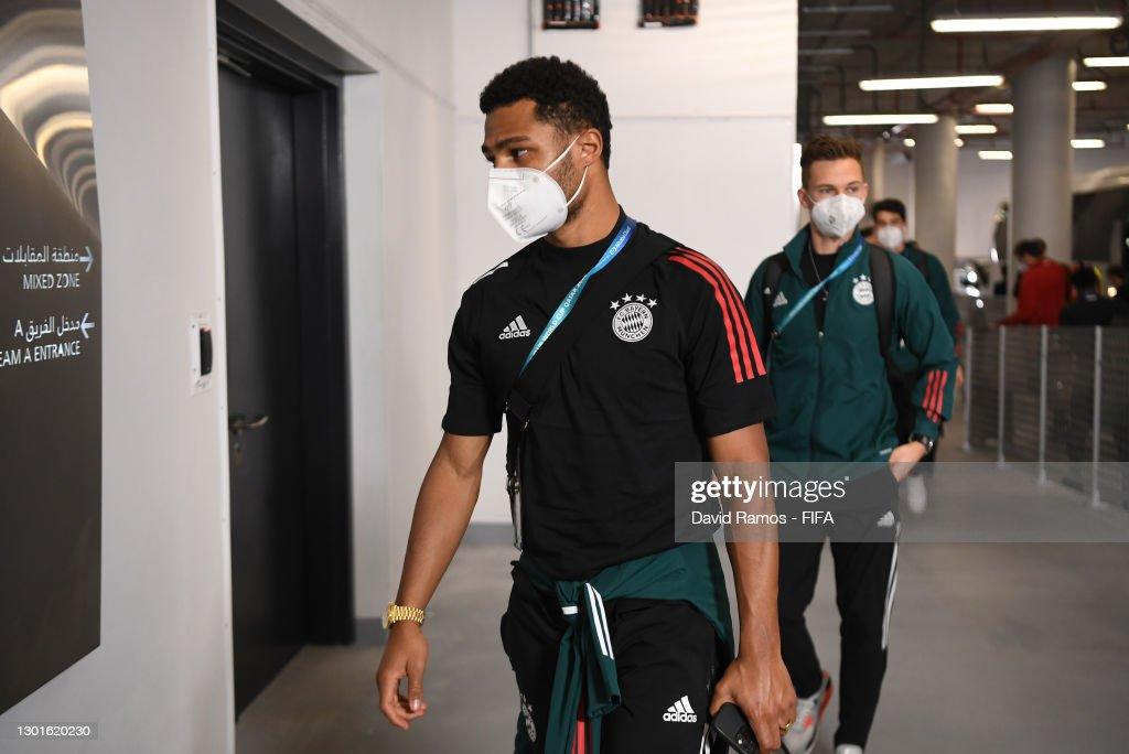FC Bayern Muenchen v Tigres UANL - FIFA Club World Cup Qatar 2020 : Nachrichtenfoto