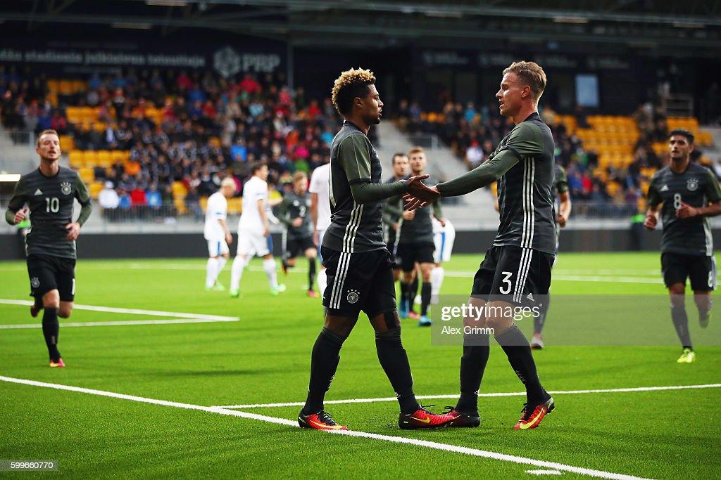 Finland U21 v Germany U21 - 2017 UEFA European U21 Championships Qualifier