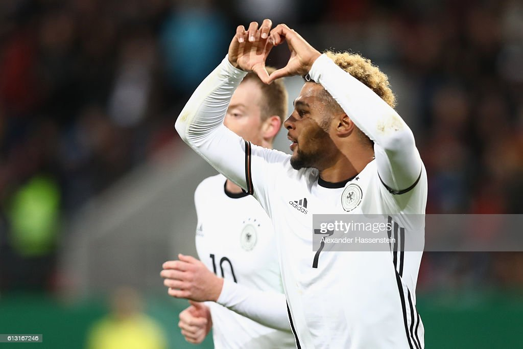 Germany U21 v Russia U21 - 2017 UEFA European U21 Championships Qualifier : News Photo