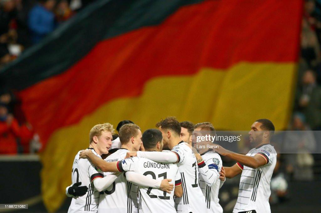 Germany v Northern Ireland - UEFA Euro 2020 Qualifier : Nyhetsfoto