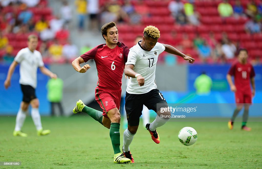 Portugal vs Germany - Quarter Final: Men's Football - Olympics: Day 8