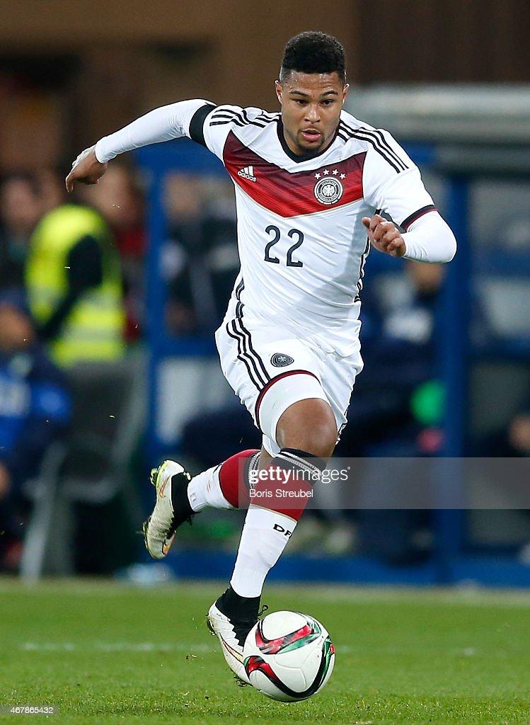 U21 Germany v U21 Italy - International Friendly : News Photo