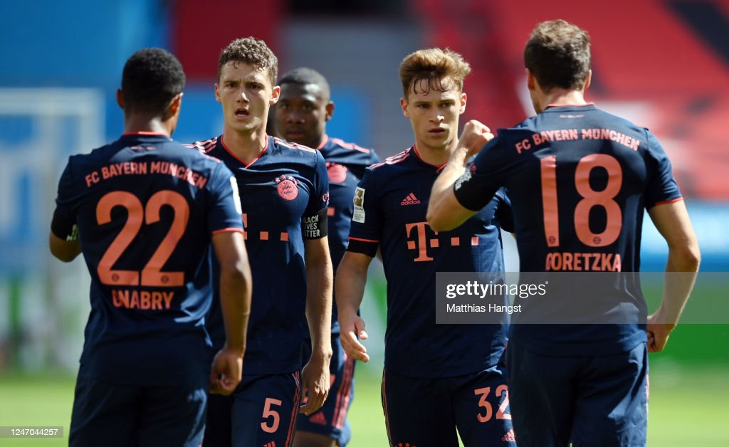 Bayer 04 Leverkusen v FC Bayern Muenchen - Bundesliga : News Photo