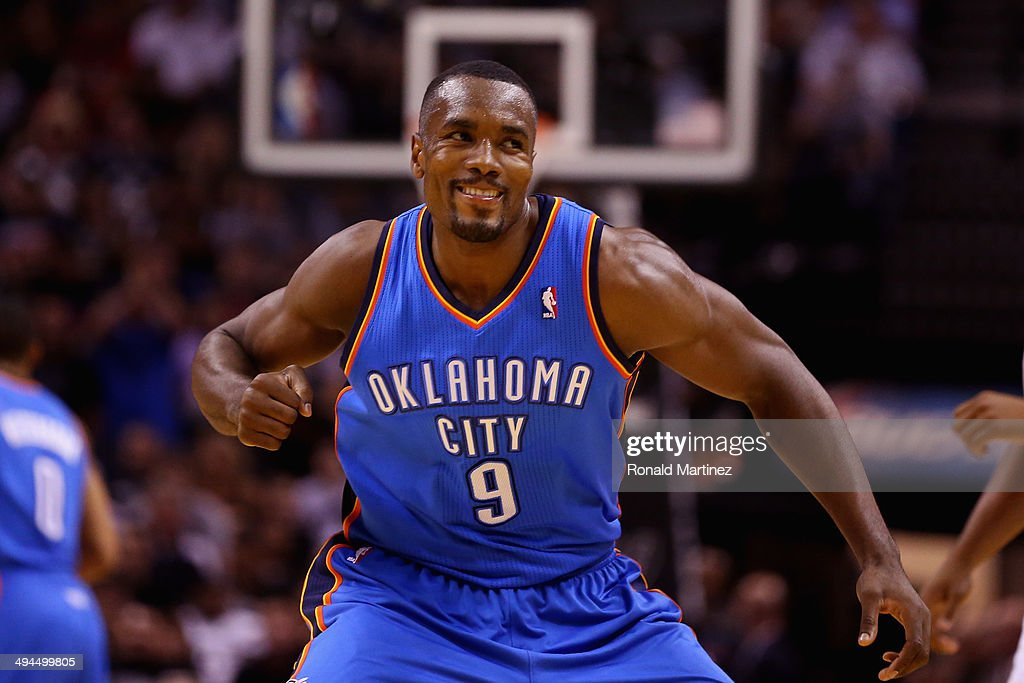 Oklahoma City Thunder v San Antonio Spurs - Game Five