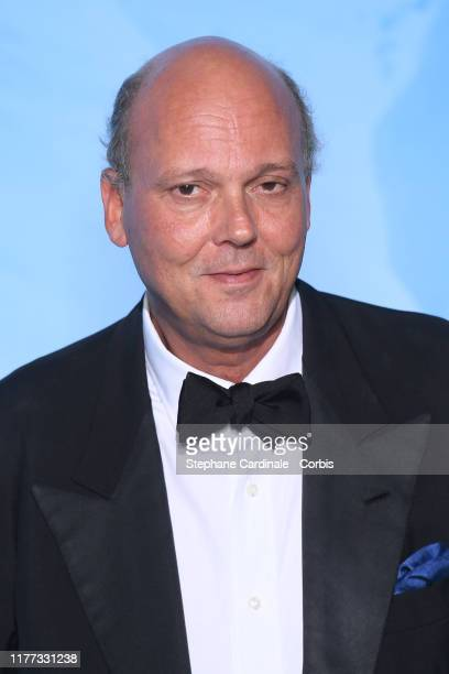 Serge Of Yugoslavia attends the Gala for the Global Ocean hosted by HSH Prince Albert II of Monaco at Opera of MonteCarlo on September 26 2019 in...