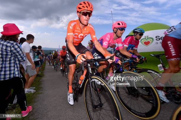 Serge Pauwels of Belgium and CCC Team / during the 76th Tour of Poland 2019, Stage 6 a 160km stage from Zakopane to Koscielisko 973m / #TDP19 /...