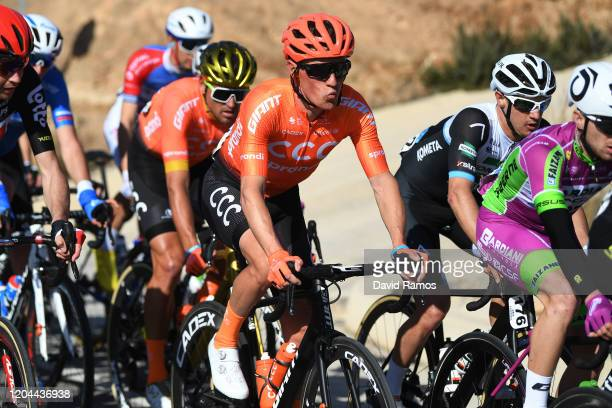 Serge Pauwels of Belgium and CCC Team / Greg Van Avermaet of Belgium and CCC Team / during the 71st Volta a la Comunitat Valenciana 2020, Stage 2 a...