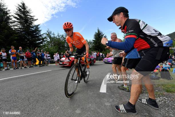 Serge Pauwels of Belgium and CCC Team / Planche des Belles Filles / Public / Fans / during the 106th Tour de France 2019, Stage 6 a 160,5km stage...