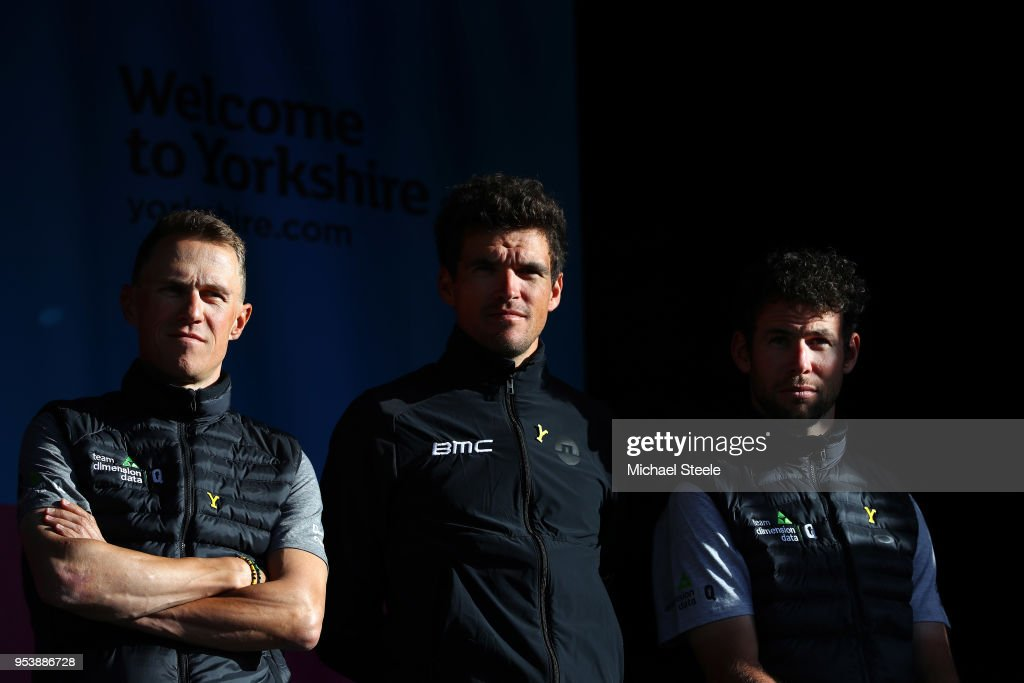 4th Tour of Yorkshire 2018 - Press Conferences