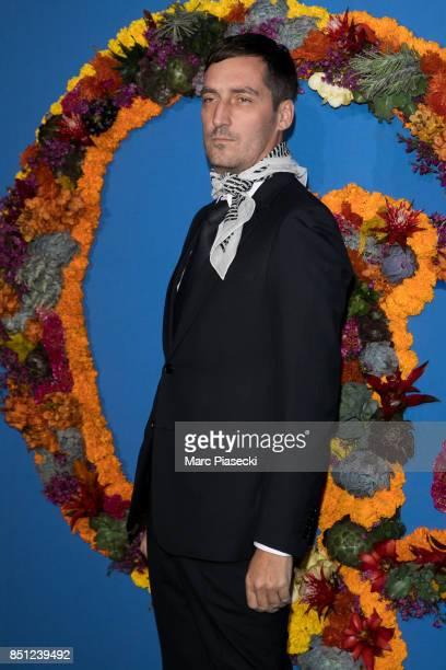 Serge Ruffieux attends the Opening Season Gala at Opera Garnier on September 21 2017 in Paris France