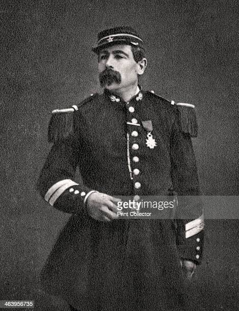 Sergeant Hoff French soldier 1872 Ignace Hoff was a hero of the FrancoPrussian War who later became a caretaker of the Arc de Triomphe A monument to...