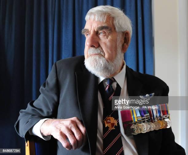 Sergeant William SpeakmanPitt holder of the the Victoria Cross medal awarded after the Korean War after an accommodation barracks was named after him...