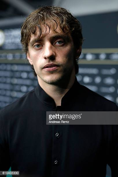 Sergei Polunin attends the 'Dancer' Photocall during the 12th Zurich Film Festival on September 25 2016 in Zurich Switzerland The Zurich Film...