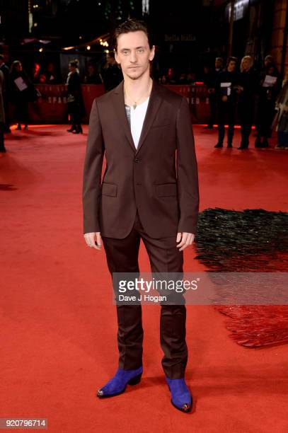 Sergei Polunin attends the European Premiere of 'Red Sparrow' at Vue West End on February 19 2018 in London England