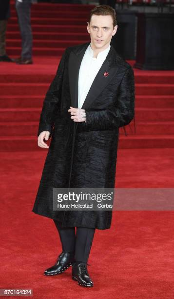 Sergei Polunin attends the 'Murder On The Orient Express' World Premiere at Royal Albert Hall on November 02 2017 in London England