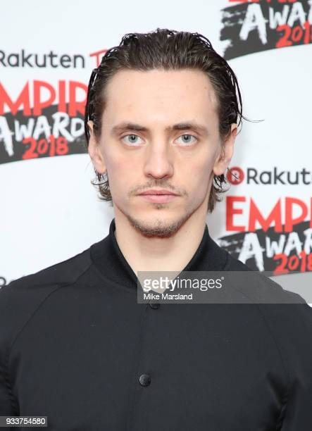 Sergei Polunin attends the Rakuten TV EMPIRE Awards 2018 at The Roundhouse on March 18 2018 in London England