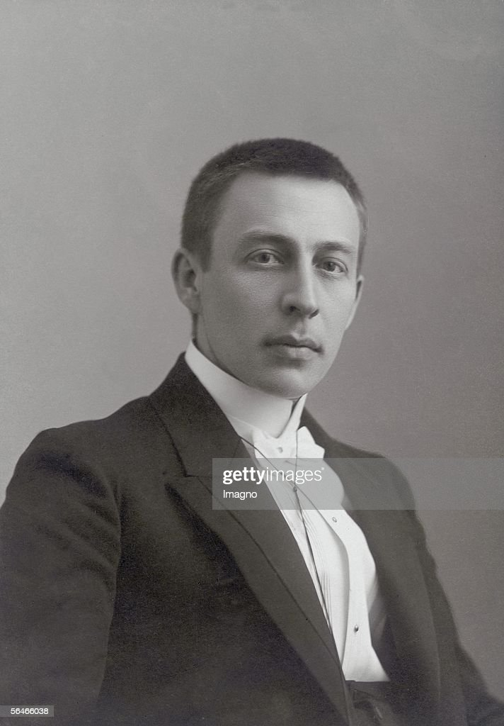 Sergei Rachmaninoff : News Photo