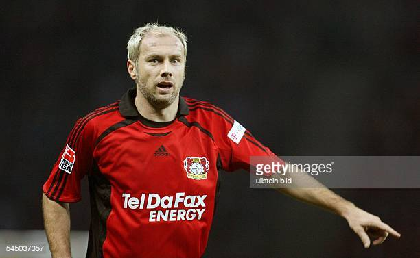 Sergej Barbarez - Striker, Bayer 04 Leverkusen, Bosnia and Herzegovina