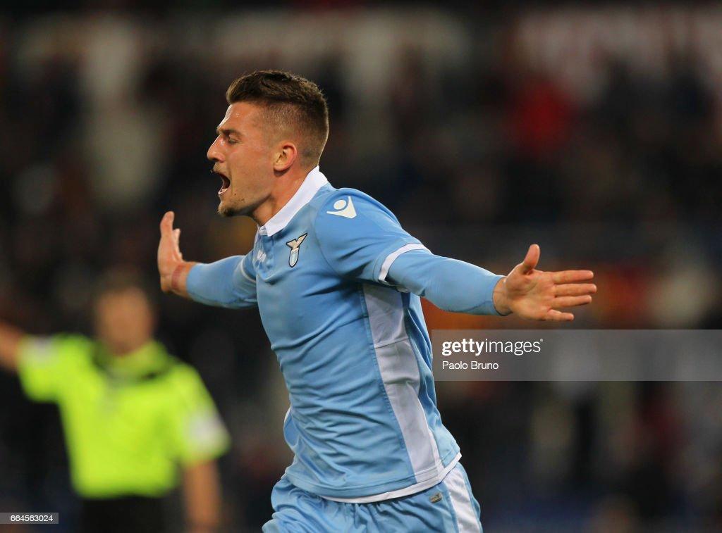 AS Roma v SS Lazio - TIM Cup : News Photo