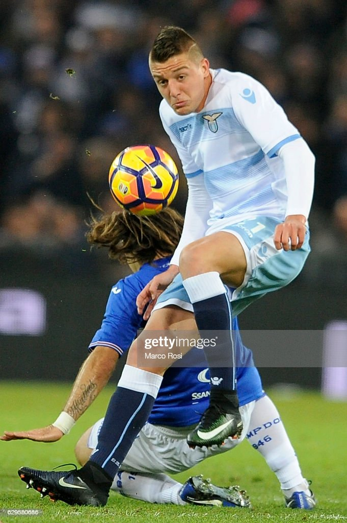 UC Sampdoria v SS Lazio - Serie A : News Photo