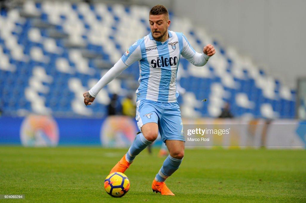 US Sassuolo v SS Lazio - Serie A