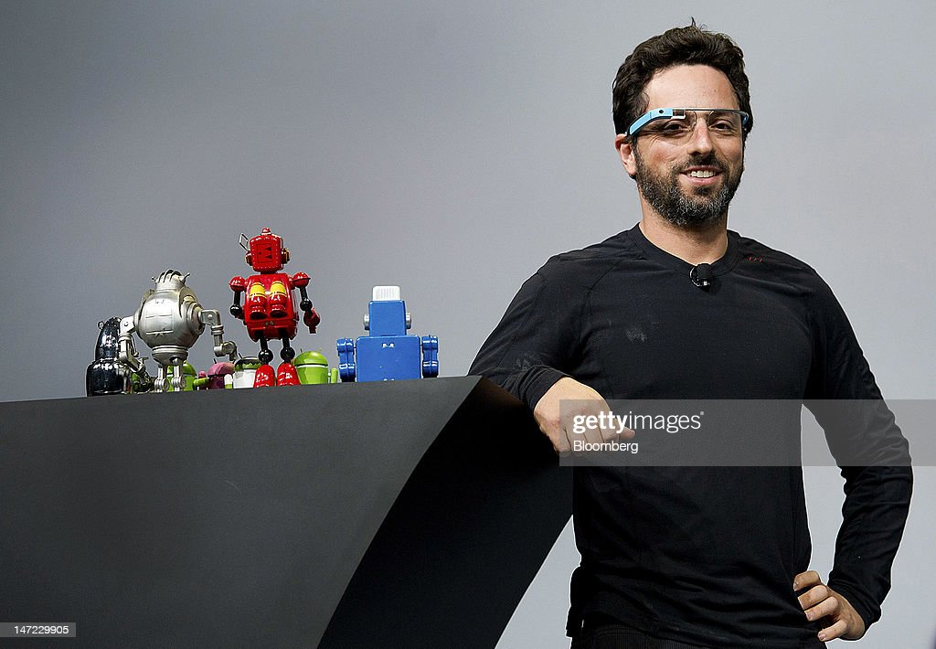 Key Speakers And General Views From The Google I/O 2012 Conference : News Photo