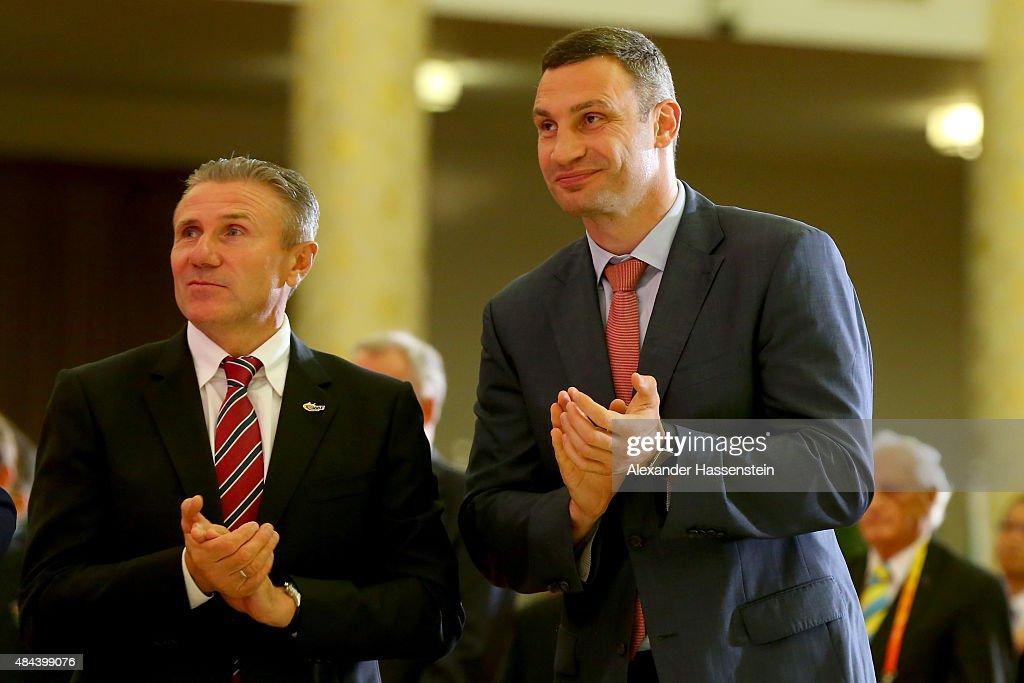 IAAF Congress Opening Ceremony -2015 IAAF World Championships