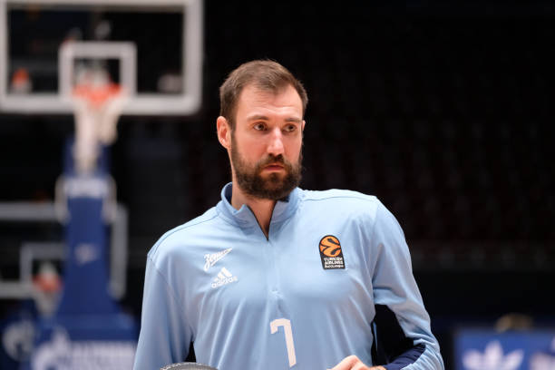 RUS: Zenit St Petersburg v Real Madrid - Turkish Airlines EuroLeague