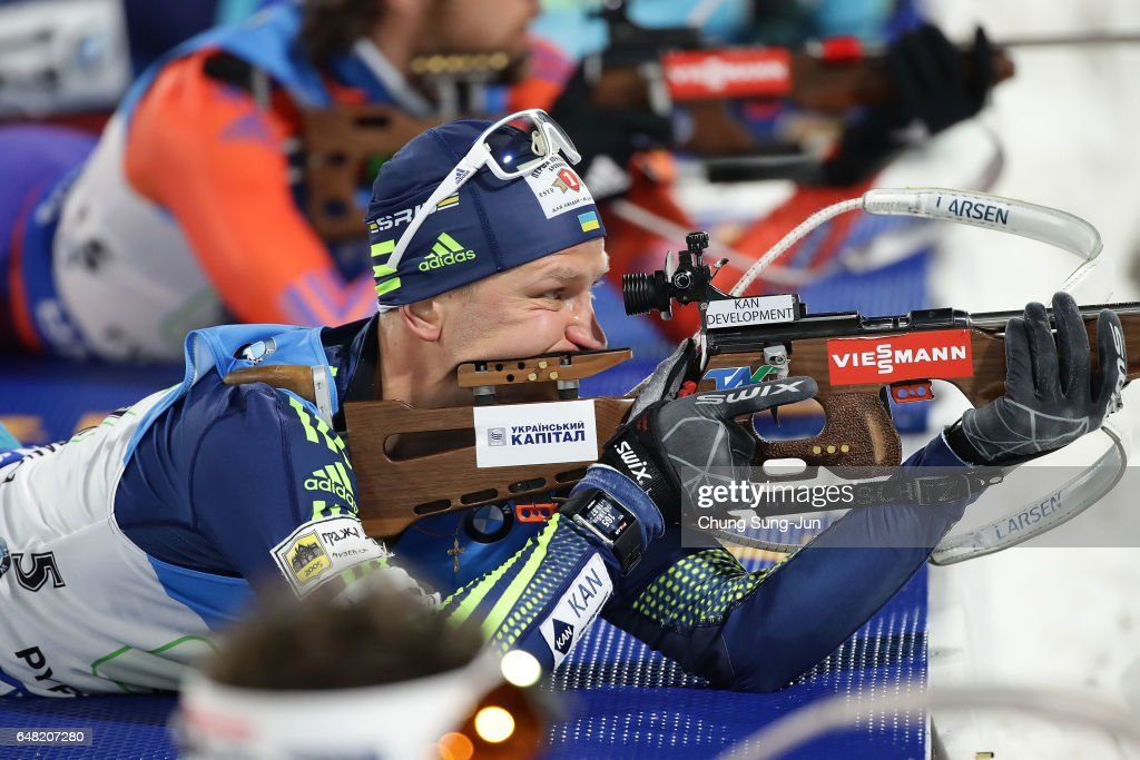 BMW IBU World Cup Biathlon 2017 - Day 4 : News Photo