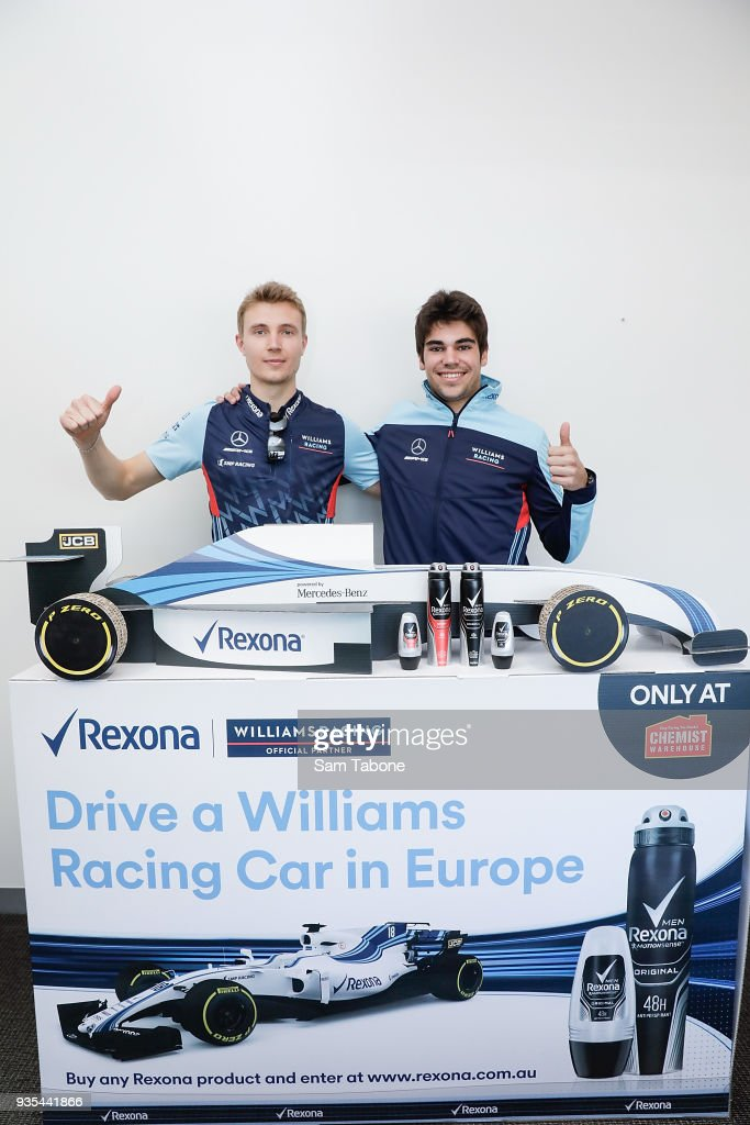 Williams F1 Team Meet & Greet