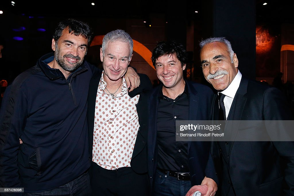 Legends Of Tennis Dinner in Paris