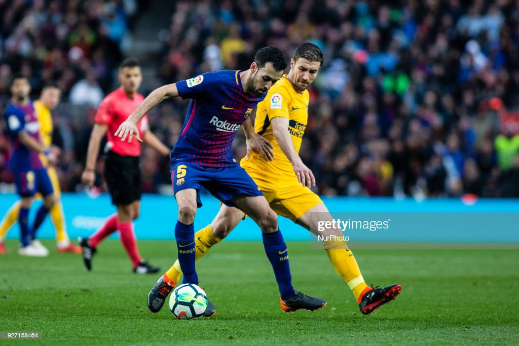 Barcelona v Atletico Madrid - La Liga : ニュース写真